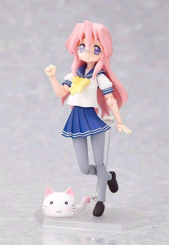 Buy Action Figure - Lucky Star Action Figure - Figma Miyuki Takara Summer Uniform - Archonia.com