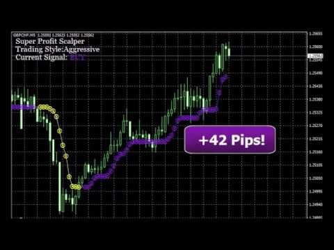 Super Profit Scalper Best Forex Indicator For M1 And M5