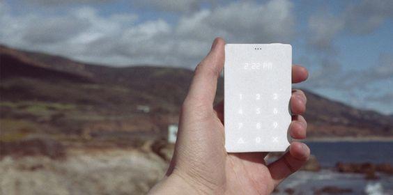 Se contenter d'un smartphone minimaliste | SoonSoonSoon.com