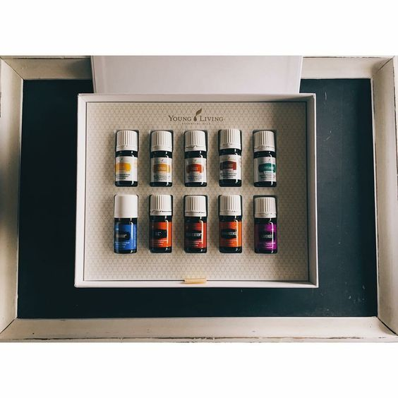 Young Living Starter Kit/ Contact: smilesnnlaughs@yahoo.com