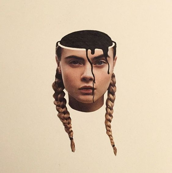 the collage mash-up madness of the daily splice | read | i-D