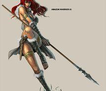 Amazon 03 by ~ichitakaseto on deviantART
