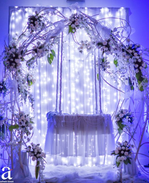 Cradle ceremony festivals of love pinterest for Baby name ceremony decoration ideas
