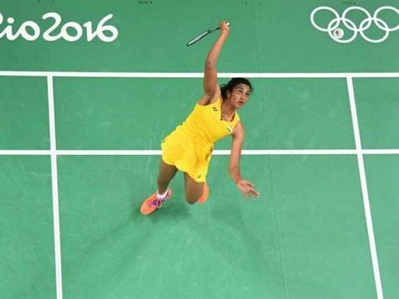 @Pvsindhu1 You already made us proud for entering into the finals #RioOlympics #Olympics #PVSindhu #Silver
