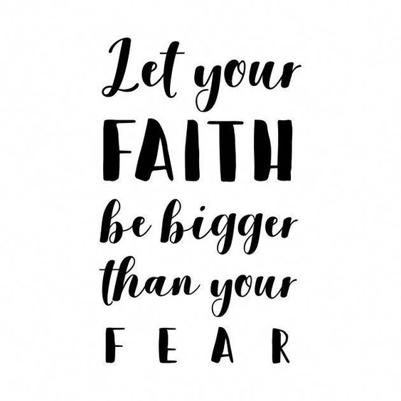 Check out this awesome 'Let+Your+Faith+Be+Bigger%2C+Wisdom+Quote' design on @TeePublic! #wisdomquotes