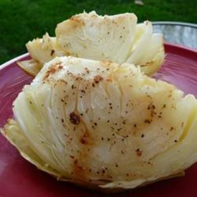 Cabbage on the Grill...gotta try this!