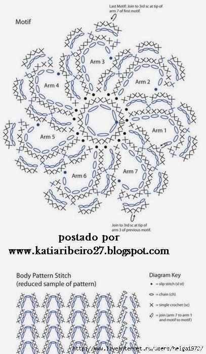 Tudo bem amigas e visitantes do blog?    Vim trazer uma bela blusa para vocês em crochê !      Aproveito para convidar vocês para pa...