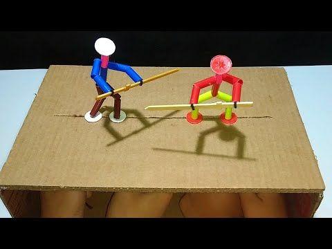5 Incriveis Coisas De Papelao Que Voce Pode Fazer Em Casa Youtube Como Fazer Um Jogo Faca Voce Mesmo Em Casa Jogos De Lutas