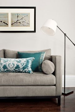 Living Room - eclectic - Spaces - Toronto - FIG Interiors