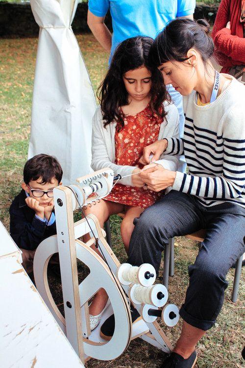 Da Ovelha ao Fio: conhecer e experimentar as lãs portuguesas (Adultos, crianças, famílias) — Saber Fazer