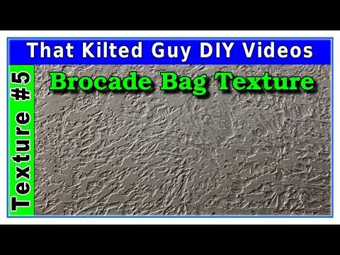 Easiest Ceiling Wall Texture For Novices Using Simple Tools Cost 20 Cents Per Square Foot Youtube Ceiling Texture Sheetrock Repair Textured Walls