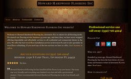 New Wood Laminate Flooring Dealers added to CMac.ws. Howard Hardwood Flooring Inc in Inverness, FL - http://wood-laminate-flooring-dealers.cmac.ws/howard-hardwood-flooring-inc/1887/