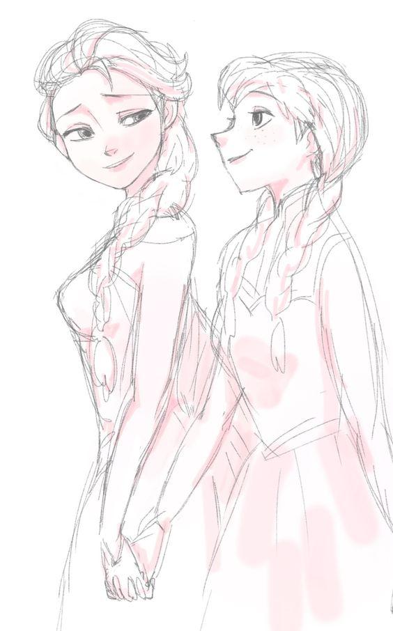 """girlsbydaylight: """"姉妹まとめ by Nyamo on pixiv """""""