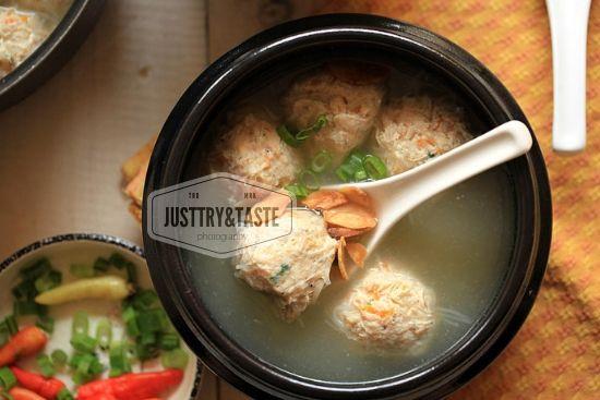Resep Bakso Loa Hoa Jtt Bakso Ayam Wortel