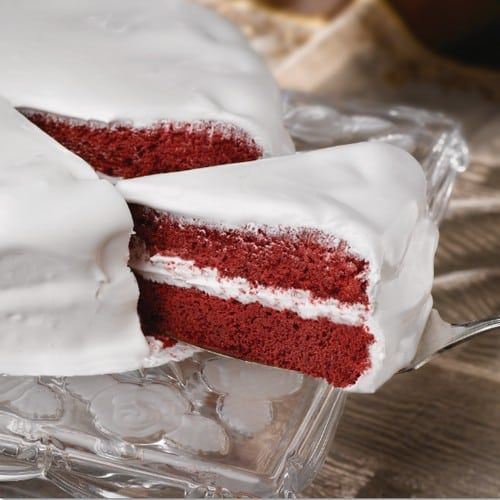 Christy Rost S Red Velvet Cake High High Altitude Red Velvet Cake Recipe Red Velvet Cake Velvet Cake Recipes