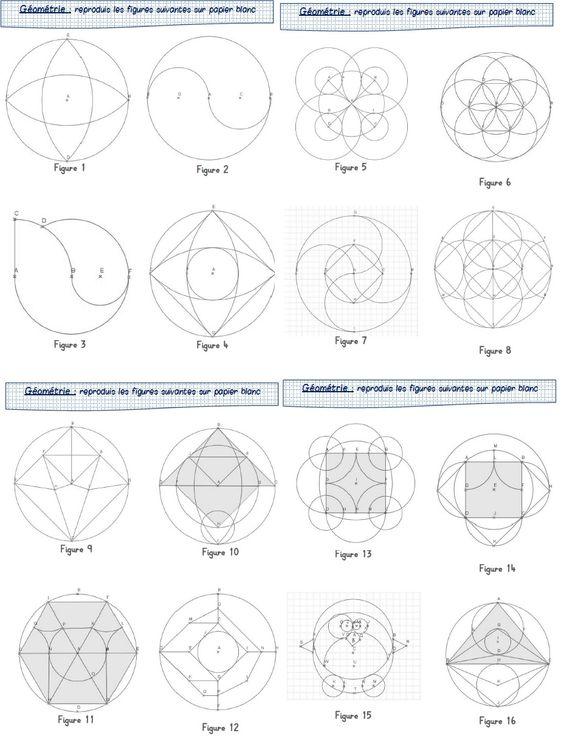 Fichier de reproduction géométrique, CM