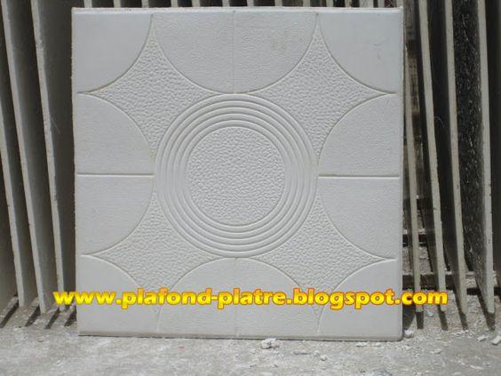 faux plafond plaque platre mod le 2 faux plafond pinterest. Black Bedroom Furniture Sets. Home Design Ideas