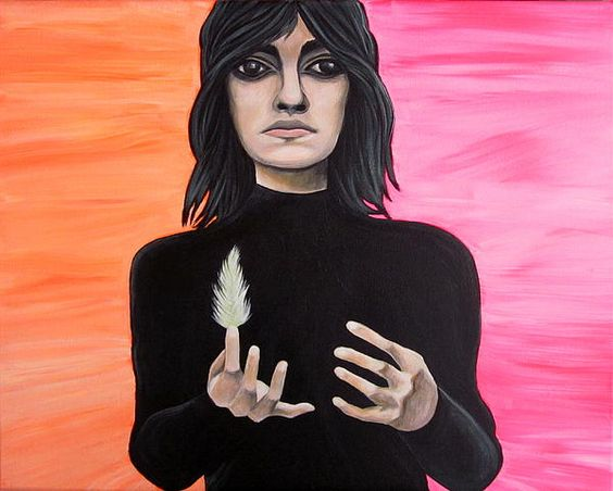 """Patti in Paris"" on Fine Art America"
