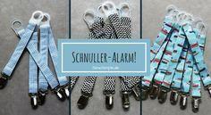 Schnullerbänder - SewSimple.de