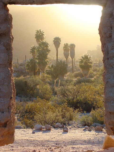 travelingcolors:  Baja California, Mision Santa Maria  Mexico(by Rodando en Baja)