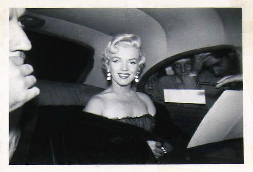 Marilyn Monroe - fan snapshot