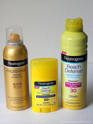 Neutrogena bloqueador by UnaColombianaEnCalifornia, via Flickr