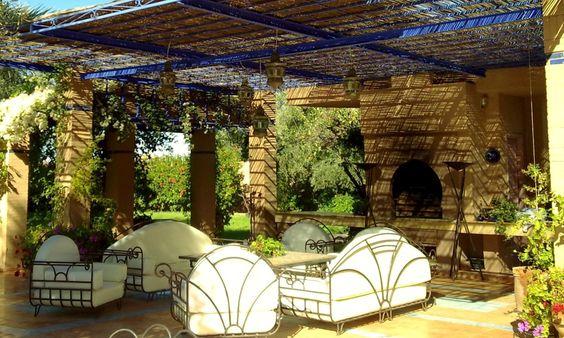 Maison du Jardin Zen - Belle maison à louer à Marrakech avec piscine