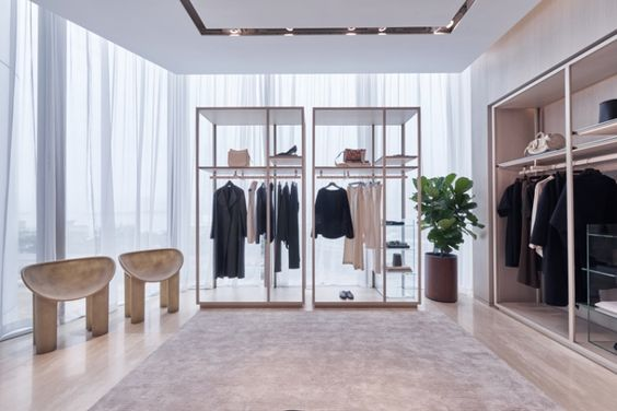 Lane Crawford Store Renewal By Yabu Pushelberg Hong Kong Retail Design Blog