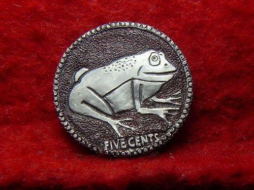 1937 P Hobo Nickel Frog 605 | eBay