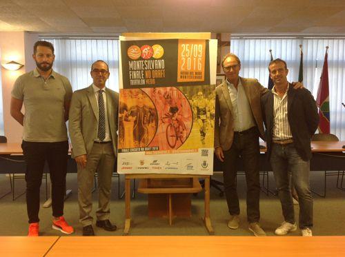 Campionato nazionale di Triathlon No Draft a Montesilvano la finale