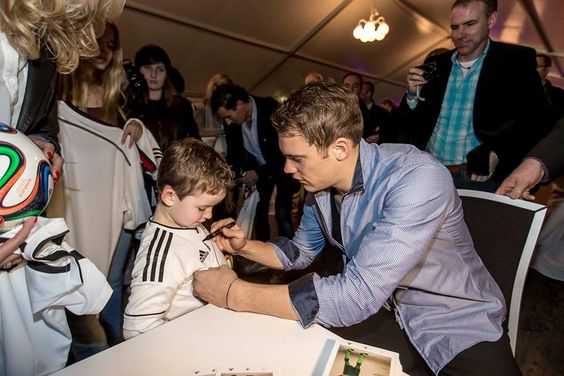 manuel neuer foundation and kid on pinterest. Black Bedroom Furniture Sets. Home Design Ideas