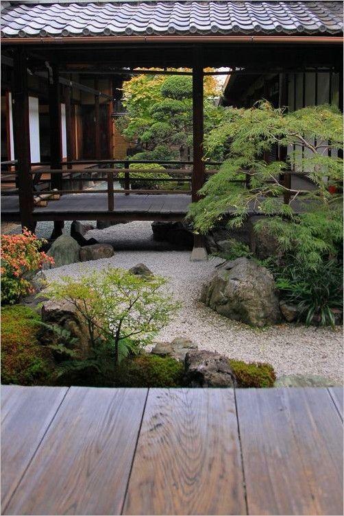 In Love With Japan Zen Garden Design Small Japanese Garden Japanese Garden Design
