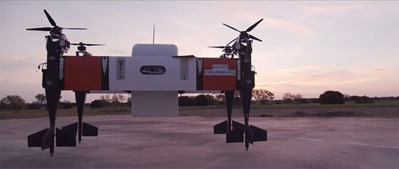 Bell S Autonomous Apt 70 Cargo Drone Can Haul Up To 70 Pounds Unmanned Aerial Apt Urban Living