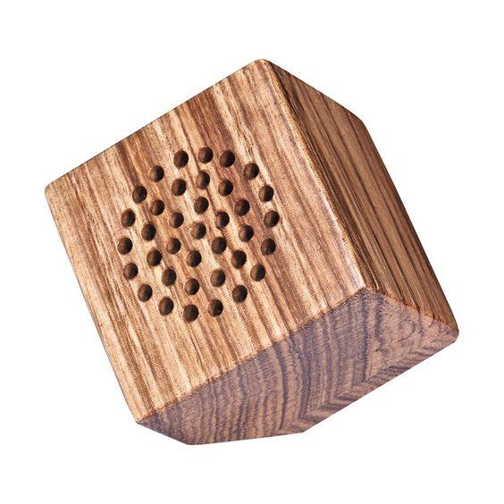 "Triple C Designs Portable Speaker, <span class=""price"">$36.00</span> #birchbox"