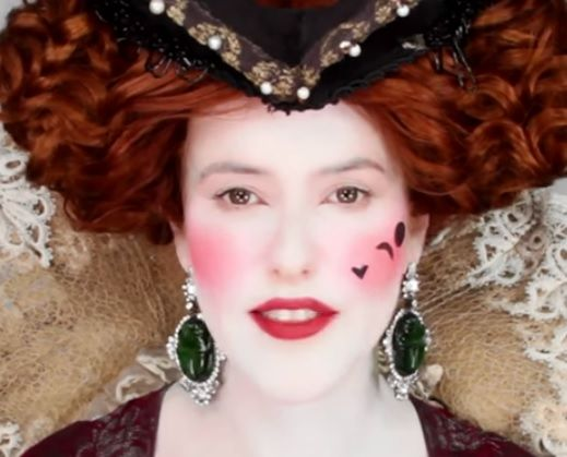 Makeup tastes and trends have changed dramatically over the years, and this great video proves it...