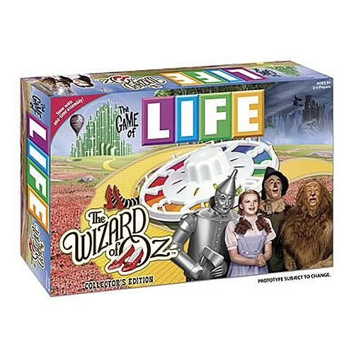 Wizard of Oz Toys | The Game of Life Wizard of Oz Edition