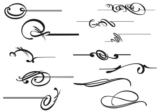 Calligraphy Brushes 700 490 Script Fonts