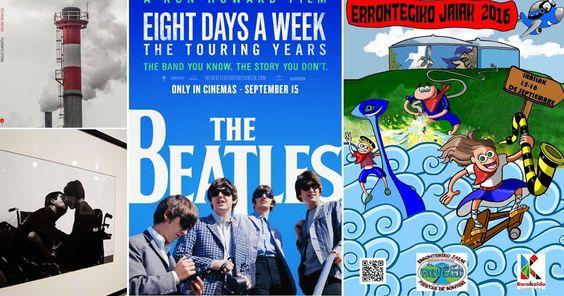 Agenda   Rontegi inicia sus fiestas con merengue y The Beatles vuelve a estar de gira