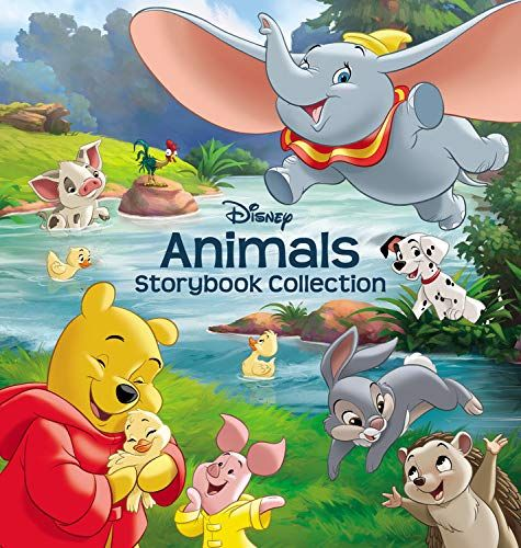 Disney Animals Storybook Collection By Disney Book Group Https Www Amazon Com Dp 1368041981 Ref Cm Sw Disney Storybook Collection Disney Animals Disney Books