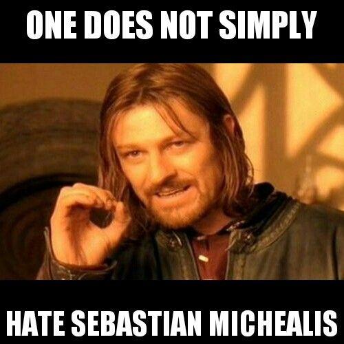 Sebastian! !!