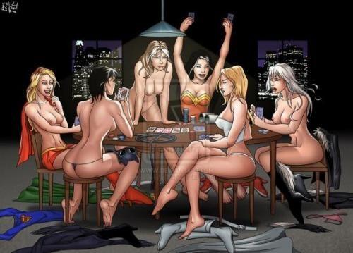 Idea poker rule strip