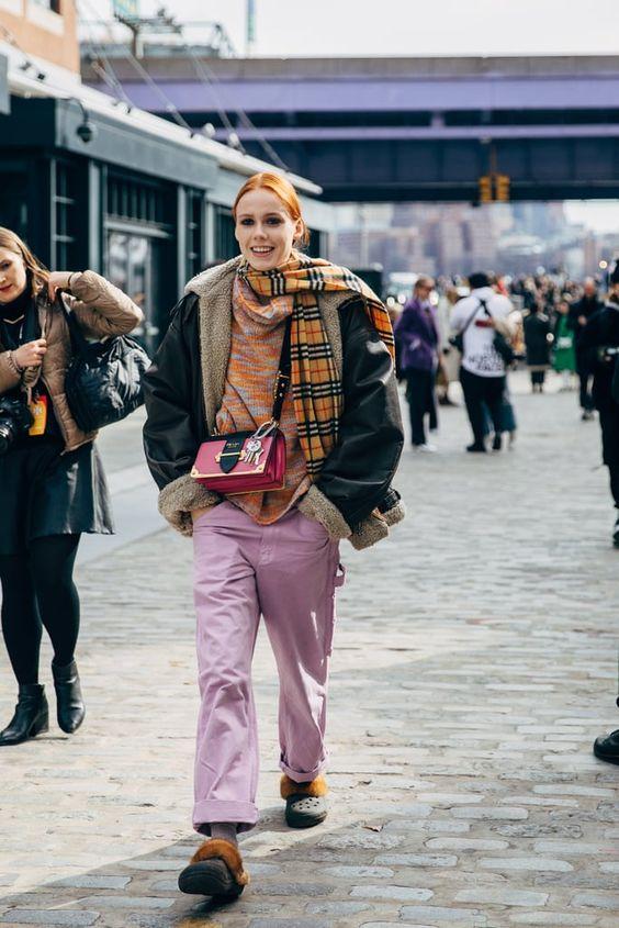 New York Fashion Week Street Style Fall 2019 | POPSUGAR Fashion UK