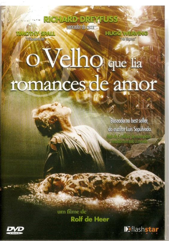 [2001] O Velhor Que Lia Romances de Amor   (The Old Man Who Read Love Stories)