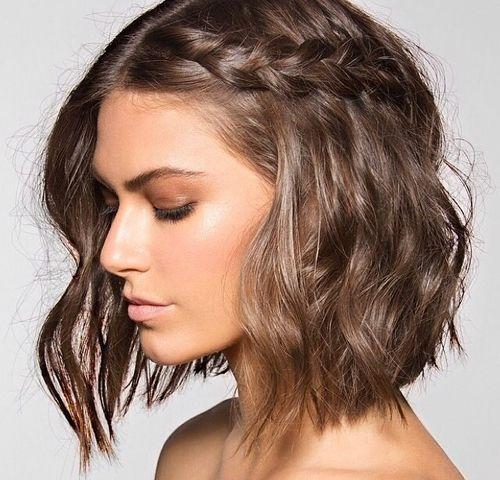 Keep thinking of cutting my hair ✂