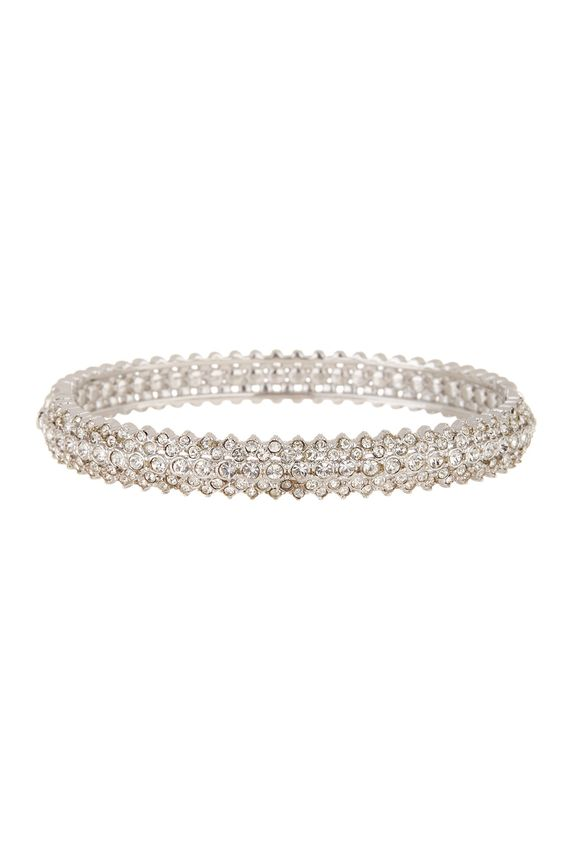 3 Row Crystal Bangle by NADRI on @nordstrom_rack