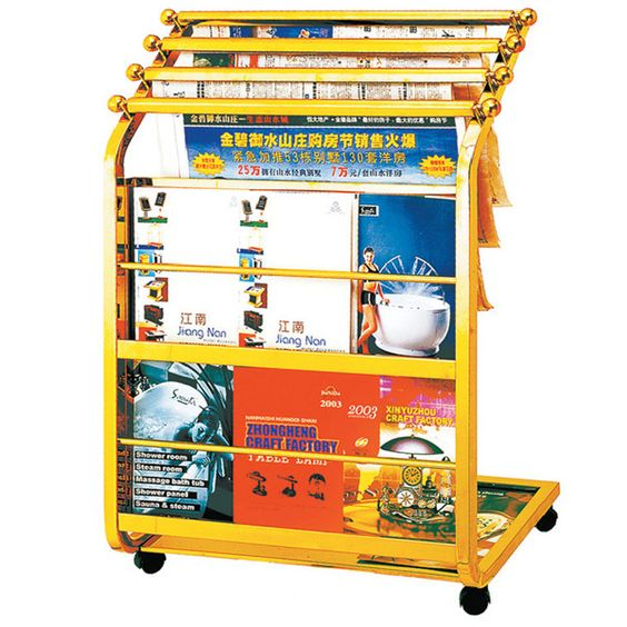 Display your brochures in an orderly and eye-catching manner and keep your guests entertained and informed with our attractive range of magazine and brochure racks.  http://hotelequipmentaustralia.com.au/products-page/magazine-brochure-racks/