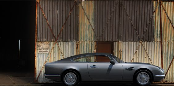 David Brown Automotive – Speedback