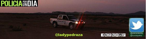 @policiacolombia @policiapor1Dia #PoliciaporunDia
