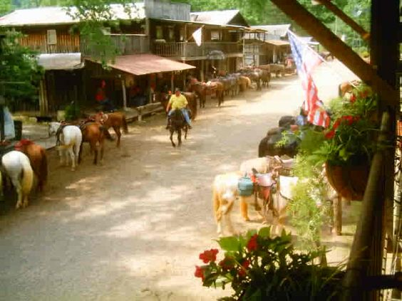 Love Valley, NC - Horse Town, Ghost Town & Campground, Cabins, RV Park
