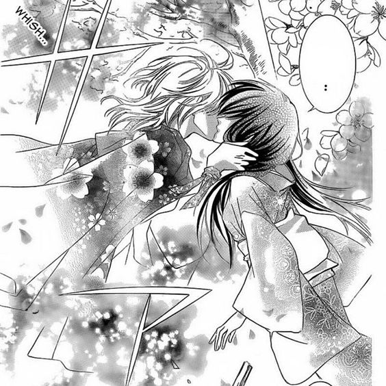 Manga name :  ginrou no sakura
